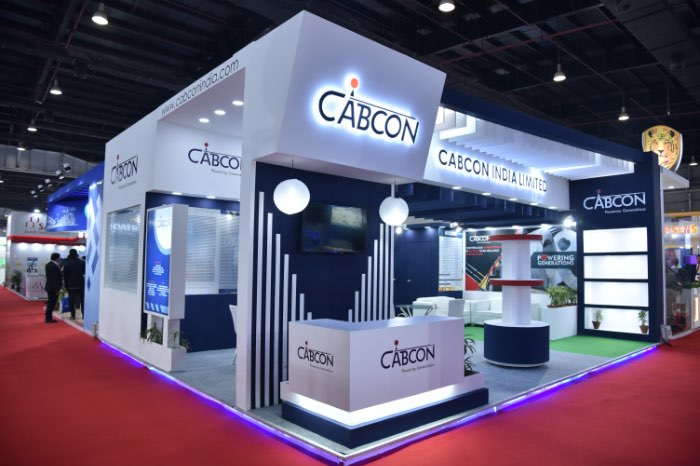 Cabcon at Elecrama Exhibition